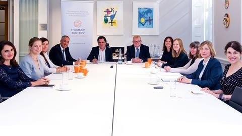 Law Society round table - 15 Oct 2018