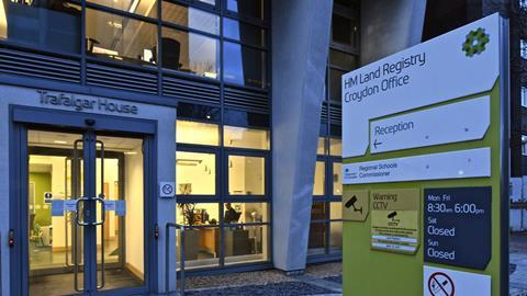 Land Registry HQ Croydon