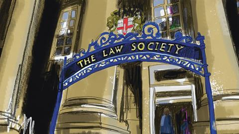 Law Society illustration