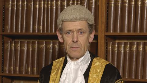 Lord toulson new
