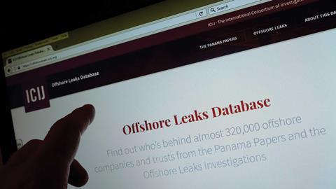 Offshore leaks