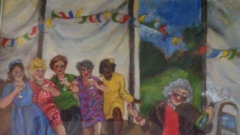 Girls Just Want to Have Fun, by Ruth Munby