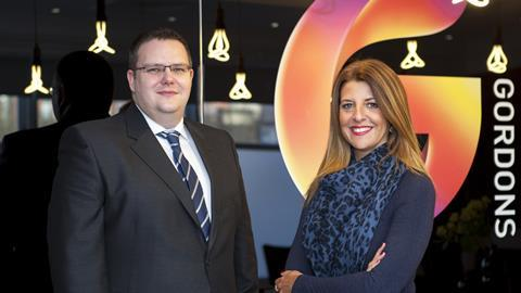 Head of regulatory andrew logan and gordons partner victoria davey