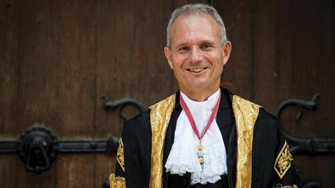 David lidington robes