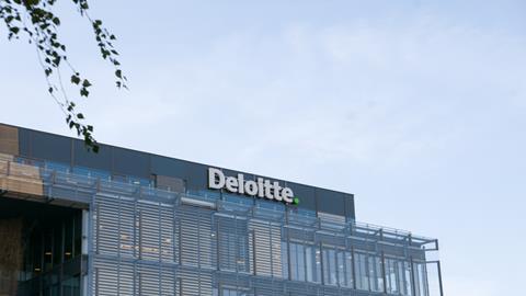 Deloitte HQ i stock 856628498