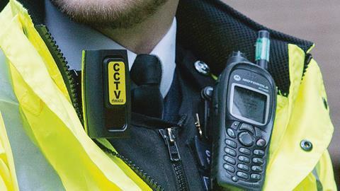Police CCTV