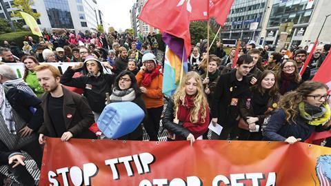 Ttip ceta protests