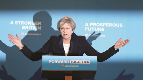 Theresa may manifesto