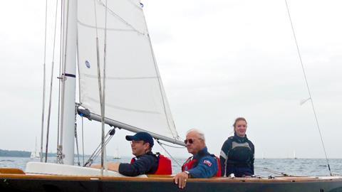 Sailing Mermaid class