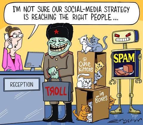 Online impact