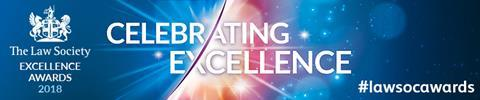 Excellence awards banner