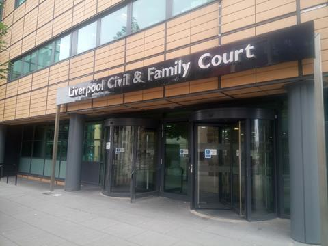 Liverpool City and family court