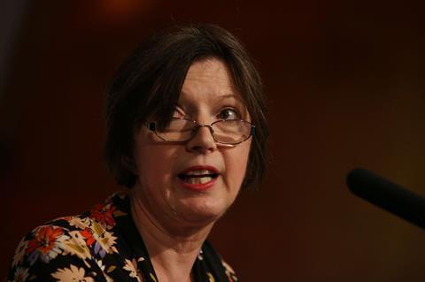 Frances O'Grady