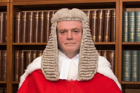 Mr Justice Soole