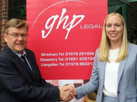 Robert Williams and Rachel Lillie, GHP Legal