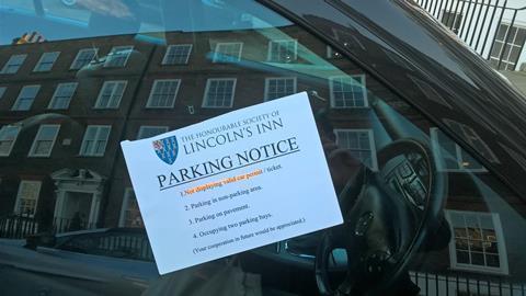 Parking mad