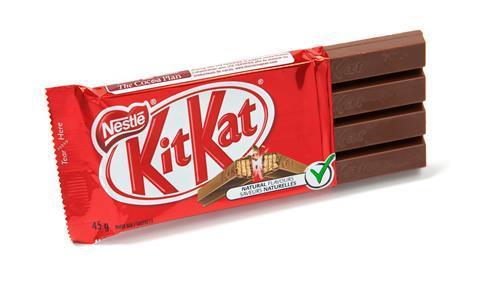 EU Court Adviser Snubs Nestlé KitKat Trademark Appeal