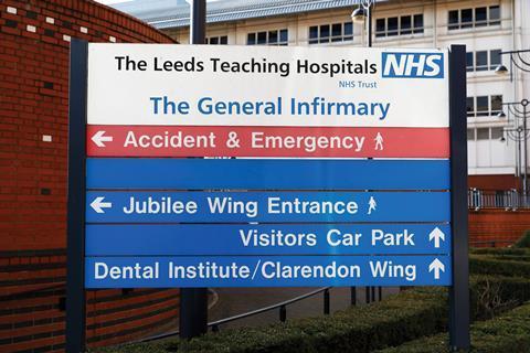 Leedshospital