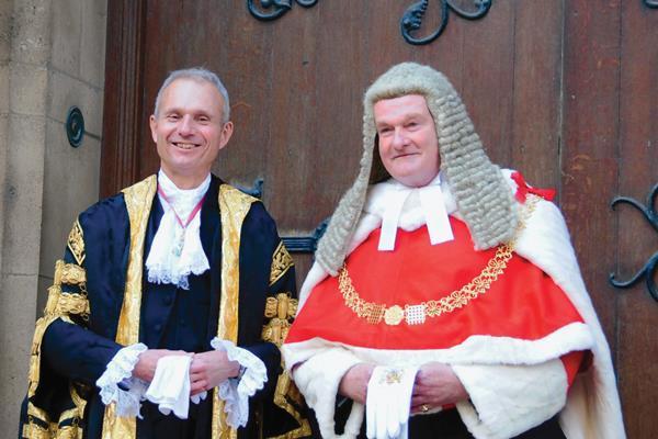 Lidington and burnett