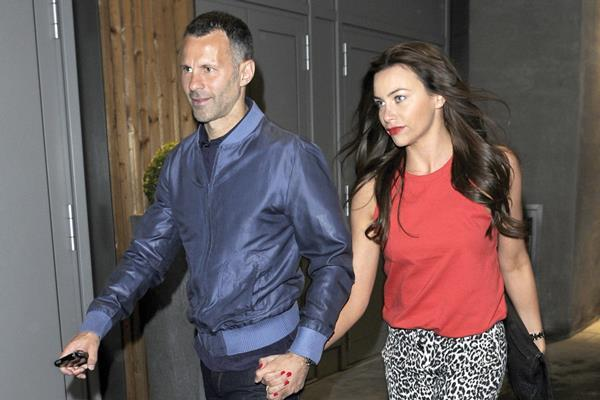 Ryan Giggs, in his divorce from Stacey Giggs