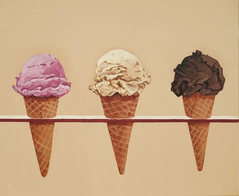 Richard Davidson Ice Creams