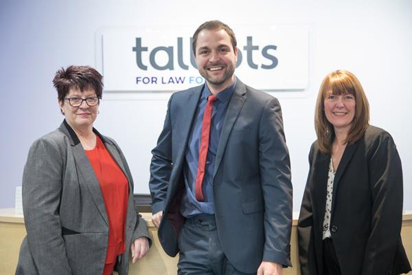 Talbots Law promotions