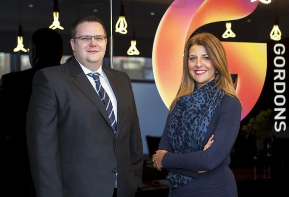 Head of regulatory andrew logan and gordons partner victoria davey