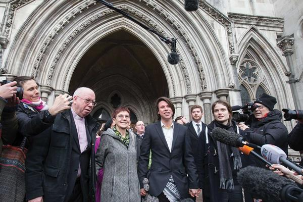 Lauri Love extradition appeal