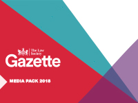 Gazette media pack 2018 OFC