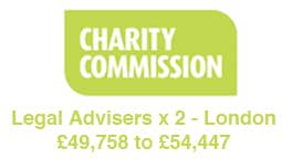 charity commission premierjob