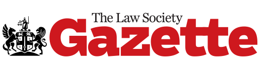 Image result for the law society gazette logo