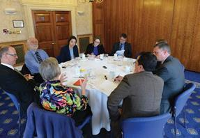 Roundtable: access to justice
