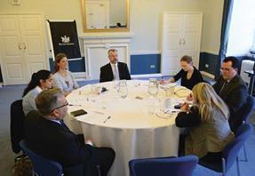 In-house roundtable