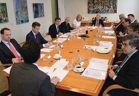 Arbitration roundtable