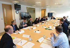 Organised crime roundtable