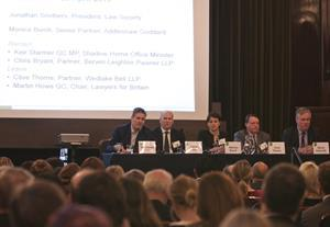 Brexit: Chancery Lane debaters agree on legal work bonanza, if on little else