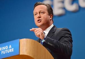 Cameron: we'll scrap Human Rights Act