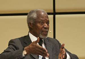 IBA 2015: go beyond your client duty, Annan tells lawyers