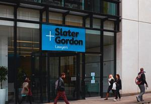 Slater and Gordon UK legal business loses £37m