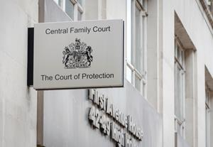 Family court/Court of Protection