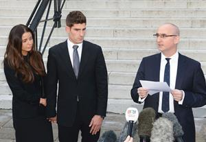 Ched Evans' solicitor speaks