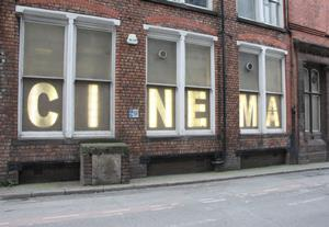 The Liverpool Small Cinema