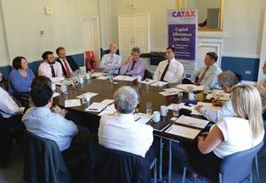 Commercial property roundtable