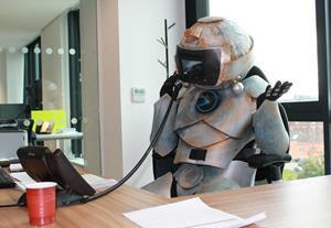 DAVE robot