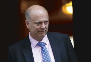 Grayling pushes late change to JR plans
