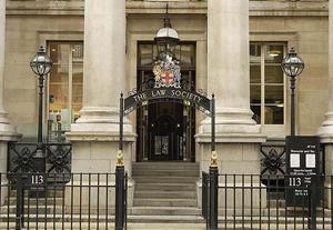 Law Society entrance