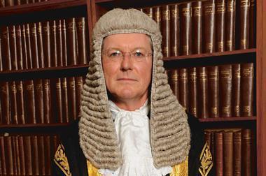 Lord Justice Tomlinson