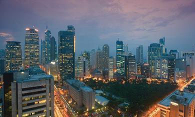 Makati. Manila