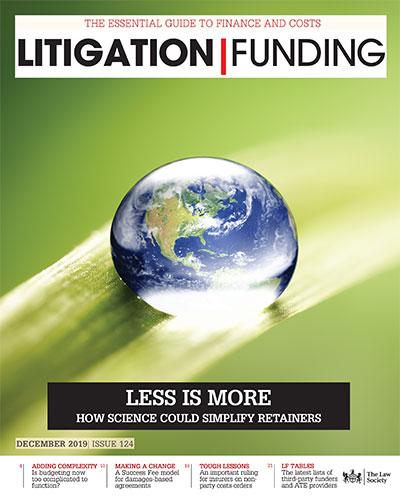 Litigation Funding December 19